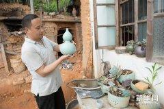 已入不惑之年的安徽人赵彬,对龙泉青瓷的痴迷