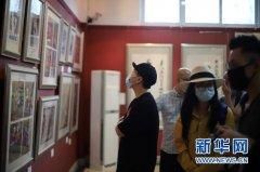 七位设计美学博主前往綦江进行为期两天的采风活动